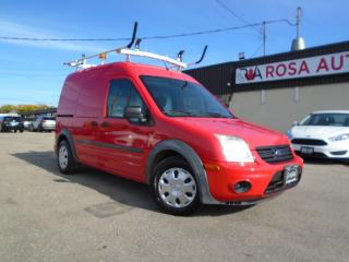 Used 2011 Ford Transit Connect LOW KM NO ACCIDENT SAFETY  SHELVES LADDER P INV for sale in Oakville, ON