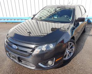 Used 2012 Ford Fusion SEL *LEATHER-SUNROOF* for sale in Kitchener, ON