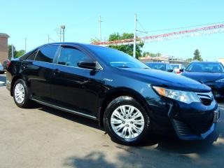Used 2012 Toyota Camry LE HYBRID ***PENDING SALE*** for sale in Kitchener, ON