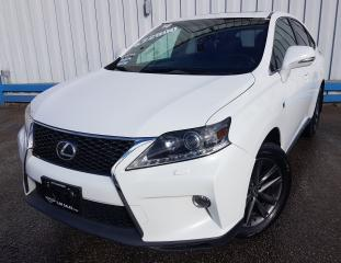 Used 2014 Lexus RX 350 F-Sport *NAVIGATION* for sale in Kitchener, ON