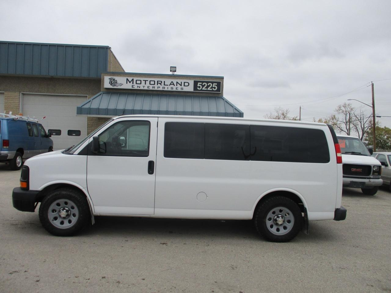 2014 Chevrolet Express LS