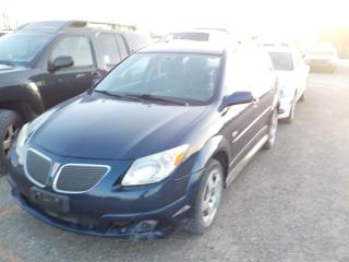 Used 2007 Pontiac Vibe for sale in Innisfil, ON