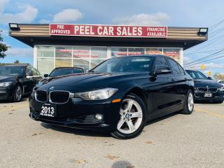 Used 2013 BMW 3 Series 328i xDrive|NAV|SUNROOF|REARVIEW|ALLOYS|CERTIFIED! for sale in Mississauga, ON