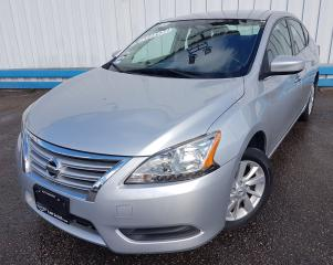 Used 2015 Nissan Sentra 1.8 SV *HEATED SEATS* for sale in Kitchener, ON