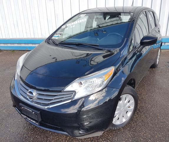 2016 Nissan Versa Note SV *AUTOMATIC*