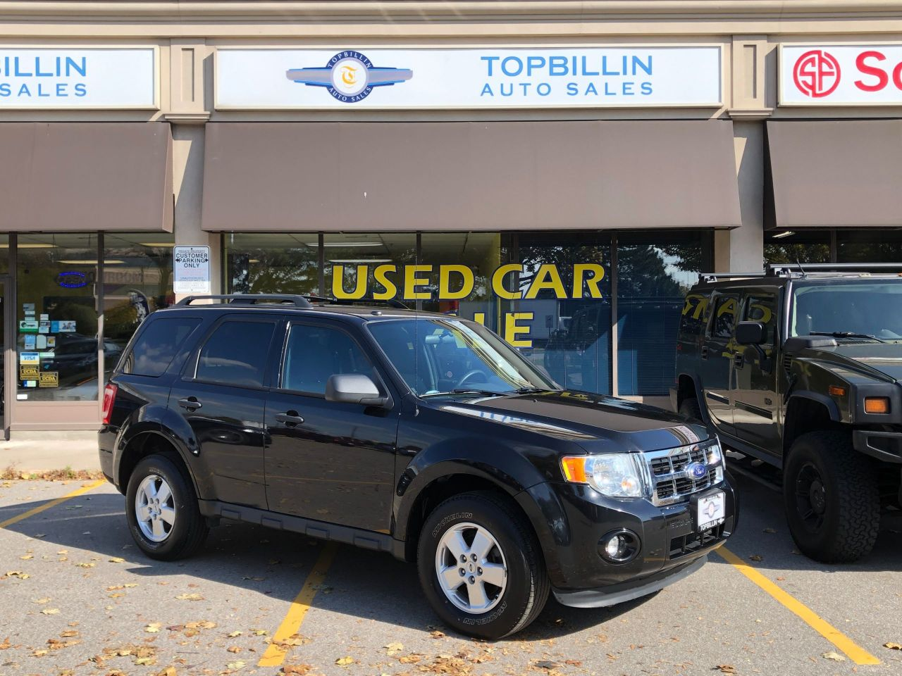 2011 Ford Escape XLT Only 89K