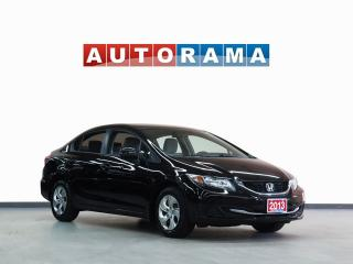 Used 2013 Honda Civic LX Heated Seats for sale in Toronto, ON