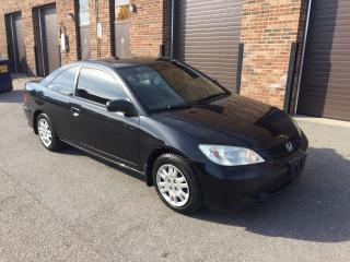 Used 2004 Honda Civic LX for sale in Toronto, ON