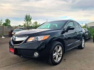 Used 2014 Acura RDX AWD for sale in Brampton, ON