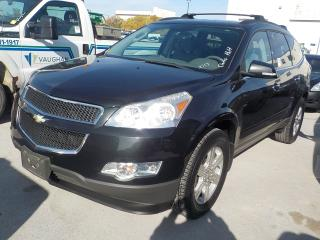 Used 2010 Chevrolet Traverse LT for sale in Innisfil, ON