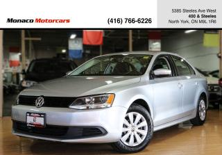 Used 2014 Volkswagen Jetta AUTO TRENDLINE - FULLY CERTIFIED|AC|POWER WINDOWS for sale in North York, ON