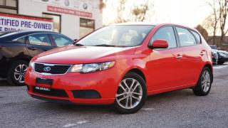 Used 2012 Kia Forte EX EX|HEATEDSEATS|BLUETOOTH|CERTIFIED AND MUCH MORE! for sale in Guelph, ON