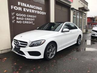 Used 2018 Mercedes-Benz C-Class C 300 for sale in Abbotsford, BC