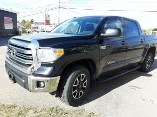 Used 2016 Toyota Tundra CREW MAX TRD OFF ROAD 4X4 for sale in Pembroke, ON