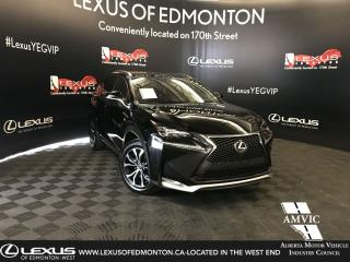Used 2015 Lexus NX 200t F sport 1 for sale in Edmonton, AB