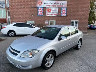 Used 2010 Chevrolet Cobalt LT w/1SA/2.2L/NO ACCIDENT/SAFETY INCLUDED for sale in Cambridge, ON