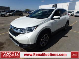 Used 2018 Honda CR-V EX 4D UTILITY AWD 1.5L for sale in Calgary, AB