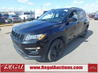 Used 2018 Jeep COMPASS NORTH 4D UTILITY AWD 2.4L for sale in Calgary, AB