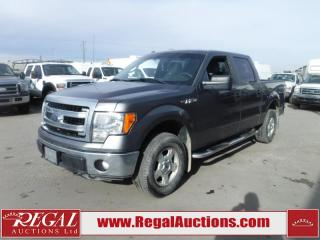 Used 2014 Ford F-150 XLT SUPERCREW SWB 4WD 5.0L for sale in Calgary, AB