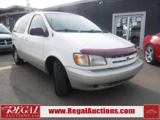 Used 2000 Toyota SIENNA IE 4D WAGON 2WD for sale in Calgary, AB