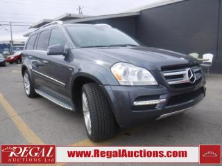Used 2012 Mercedes-Benz GL350 GL-CLASS Bluetec 4D Utility AWD for sale in Calgary, AB