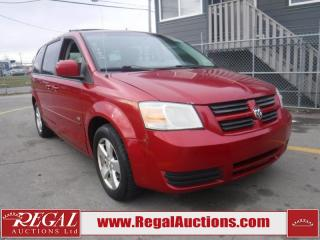 Used 2009 Dodge Grand Caravan SE 4D Wagon for sale in Calgary, AB