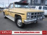 Photo of Yellow 1981 GMC C3500