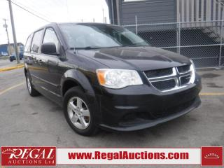 Used 2011 Dodge Grand Caravan Wagon for sale in Calgary, AB