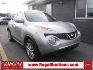 Used 2012 Nissan JUKE SV 4D UTILITY AWD for sale in Calgary, AB