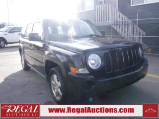 Used 2010 Jeep Patriot 4D Utility for sale in Calgary, AB