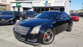 Used 2008 Cadillac CTS 3.6 AWD for sale in Etobicoke, ON