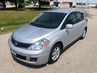 Used 2010 Nissan Versa 1.8 S for sale in Cambridge, ON