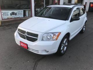 Used 2011 Dodge Caliber Rush for sale in Hamilton, ON