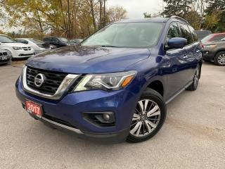 Used 2017 Nissan Pathfinder for sale in London, ON
