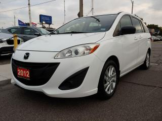 Used 2012 Mazda MAZDA5 GS 6 PASSENGER/VERY GOOD CONDITION/ONLY 146 KMS!!!! for sale in Hamilton, ON