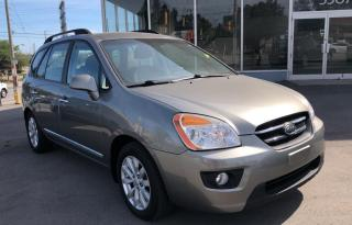 Used 2010 Kia Rondo EX 7 PASSENGER/4 CYLINDER/ONLY 105000 KMS!!! for sale in Hamilton, ON