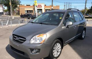 Used 2010 Kia Rondo EX 7 PASSENGER/EXCELLENT CONDITION/ONLY 105  KM!!! for sale in Hamilton, ON