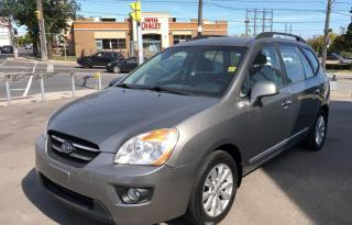 Used 2010 Kia Rondo EX 7 PASSENGER/EXCELLENT CONDITION/ONLY 105  KMS!!! for sale in Hamilton, ON