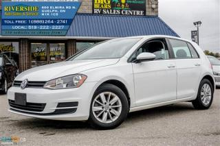 Used 2017 Volkswagen Golf TSI S for sale in Guelph, ON