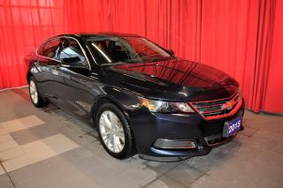 Used 2015 Chevrolet Impala 2LT for sale in Listowel, ON
