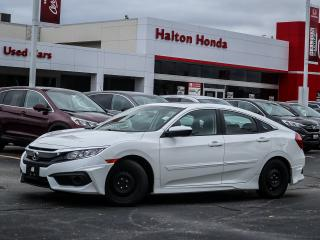 Used 2017 Honda Civic EX for sale in Burlington, ON