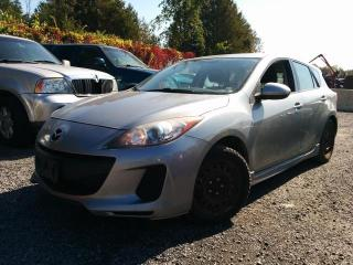 Used 2012 Mazda MAZDA3 I Touring 5-Door for sale in Stittsville, ON