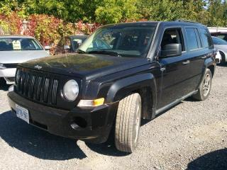 Used 2008 Jeep Patriot Sport 2WD for sale in Stittsville, ON