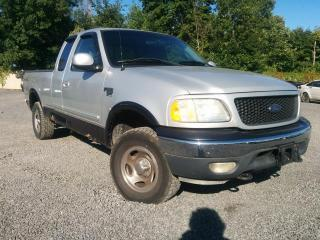 Used 2001 Ford F-150 XLT SUPERCAB LONG BE for sale in Stittsville, ON
