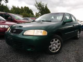 Used 2002 Nissan Sentra XE for sale in Stittsville, ON
