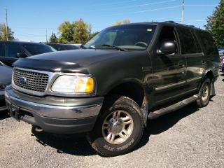 Used 2001 Ford Expedition XLT 4WD for sale in Stittsville, ON