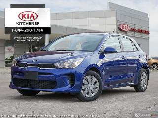 Used 2020 Kia Rio5 LX+ IVT for sale in Kitchener, ON