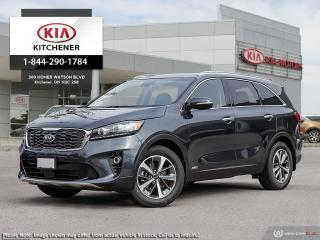Used 2020 Kia Sorento EX+ V6 AWD for sale in Kitchener, ON