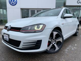 Used 2016 Volkswagen GTI Autobahn Autobahn for sale in Guelph, ON