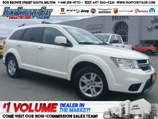 Used 2012 Dodge Journey SXT | HTD STS | 7 PASS | BLUETOOTH | REMOTE STAR!! for sale in Milton, ON